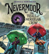 Omslag - Nevermoor: The Trials of Morrigan Crow