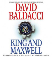 King and Maxwell av David Baldacci (Lydbok-CD)