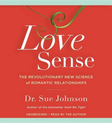 Love Sense av Sue Johnson (Lydbok-CD)