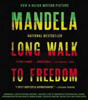 Long Walk to Freedom av Nelson Mandela (Lydbok-CD)