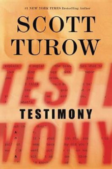 Testimony av Scott Turow (Lydbok-CD)