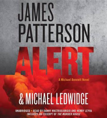 Alert av James Patterson og Michael Ledwidge (Lydbok-CD)