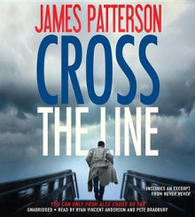 Cross the Line av James Patterson (Lydbok-CD)