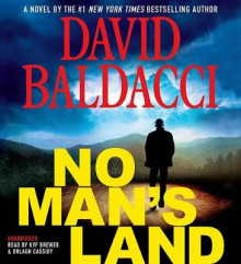 No Man's Land av David Baldacci (Lydbok-CD)