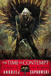 The Time of Contempt av Andrzej Sapkowski (Lydbok-CD)