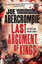 Last Argument of Kings av Joe Abercrombie (Lydbok-CD)
