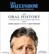 Omslag - The Daily Show(the Audiobook)