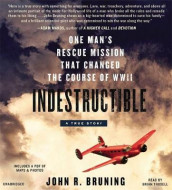 Indestructible av John R Bruning (Lydbok-CD)