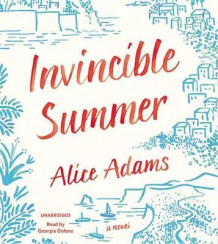 Invincible Summer av Alice Adams (Lydbok-CD)