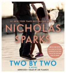 Two by Two av Nicholas Sparks (Lydbok-CD)