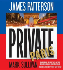 Private Paris av James Patterson og Mark Sullivan (Lydbok-CD)