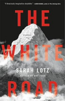 The White Road av Sarah Lotz (Lydbok-CD)