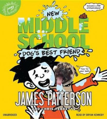 Middle School: Dog's Best Friend av James Patterson og Chris Tebbetts (Lydbok-CD)