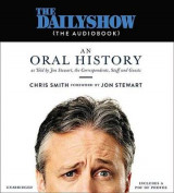 Omslag - The Daily Show (the Audiobook)