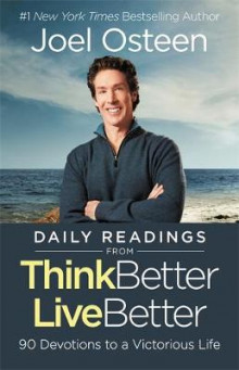 Daily Readings From Think Better, Live Better av Joel Osteen (Innbundet)