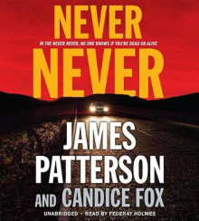 Never Never av James Patterson og Candice Fox (Lydbok-CD)