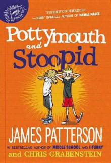 Pottymouth and Stoopid av James Patterson (Lydbok-CD)