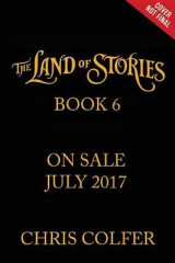 Omslag - Land of Stories Book 6