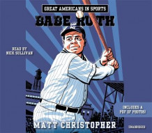 Great Americans in Sports: Babe Ruth av Matt Christopher (Lydbok-CD)