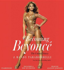 Becoming Beyonce av J Randy Taraborrelli (Lydbok-CD)