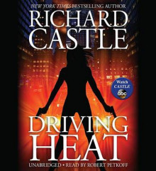 Driving Heat av Richard Castle (Lydbok-CD)