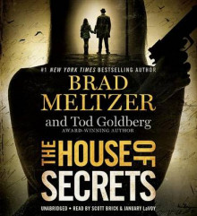 The House of Secrets av Brad Meltzer og Tod Goldberg (Lydbok-CD)