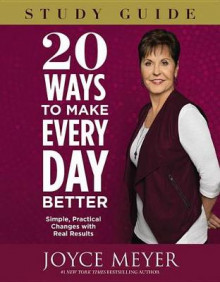20 Ways to Make Every Day Better av Joyce Meyer (Lydbok-CD)
