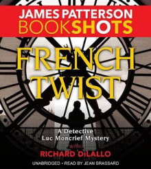 French Twist av James Patterson (Lydbok-CD)