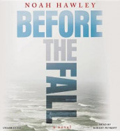 Before the Fall av Noah Hawley (Lydbok-CD)