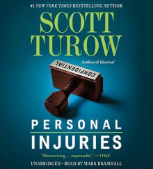 Personal Injuries av Scott Turow (Lydbok-CD)