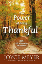 Omslag - The Power of Being Thankful