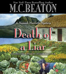 Death of a Liar av M C Beaton (Lydbok-CD)