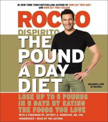 The Pound a Day Diet av Rocco DiSpirito (Lydbok-CD)
