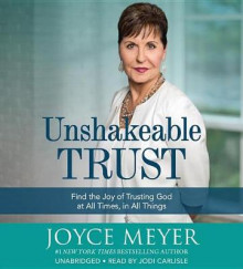 Unshakeable Trust av Joyce Meyer (Lydbok-CD)