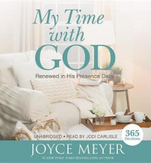 My Time with God av Joyce Meyer (Lydbok-CD)