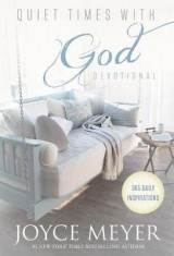Omslag - Quiet Times with God Devotional