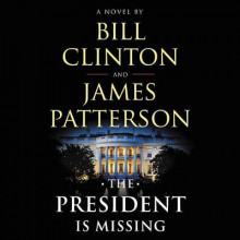 The President Is Missing av James Patterson og President Bill Clinton (Lydbok-CD)
