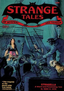 Strange Tales #5 av Hugh B Cave, Robert E Howard og Clark Ashton Smith (Heftet)
