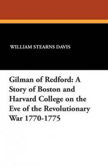 Gilman of Redford av William Stearns Davis (Heftet)