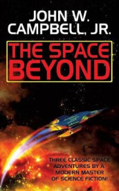 The Space Beyond av Campbell (Heftet)