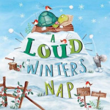 A Loud Winter's Nap av Katy Hudson (Innbundet)