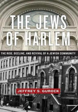 Omslag - The Jews of Harlem