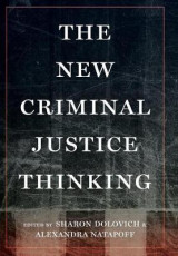 Omslag - The New Criminal Justice Thinking