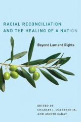 Omslag - Racial Reconciliation and the Healing of a Nation