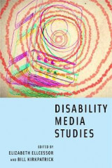 Omslag - Disability Media Studies