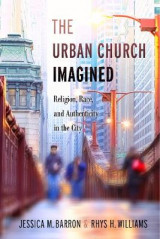 Omslag - The Urban Church Imagined