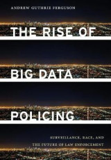 Omslag - The Rise of Big Data Policing