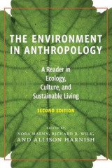 Omslag - Environment in Anthropology