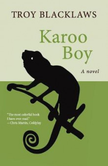 Karoo Boy av Troy Blacklaws (Heftet)