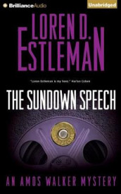 The Sundown Speech av Loren D. Estleman (Lydbok-CD)